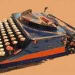 Machine a écrire CONTI